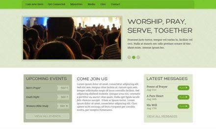 Sunday Best Offers Custom-Tailored Church Websites