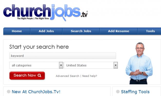 pastor jobs Archives - ChurchTechToday