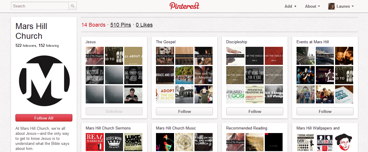 5 Ways to Market Your Church Using Pinterest