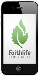 Logos Bible Software Introduces Digital Faithlife Study Bible