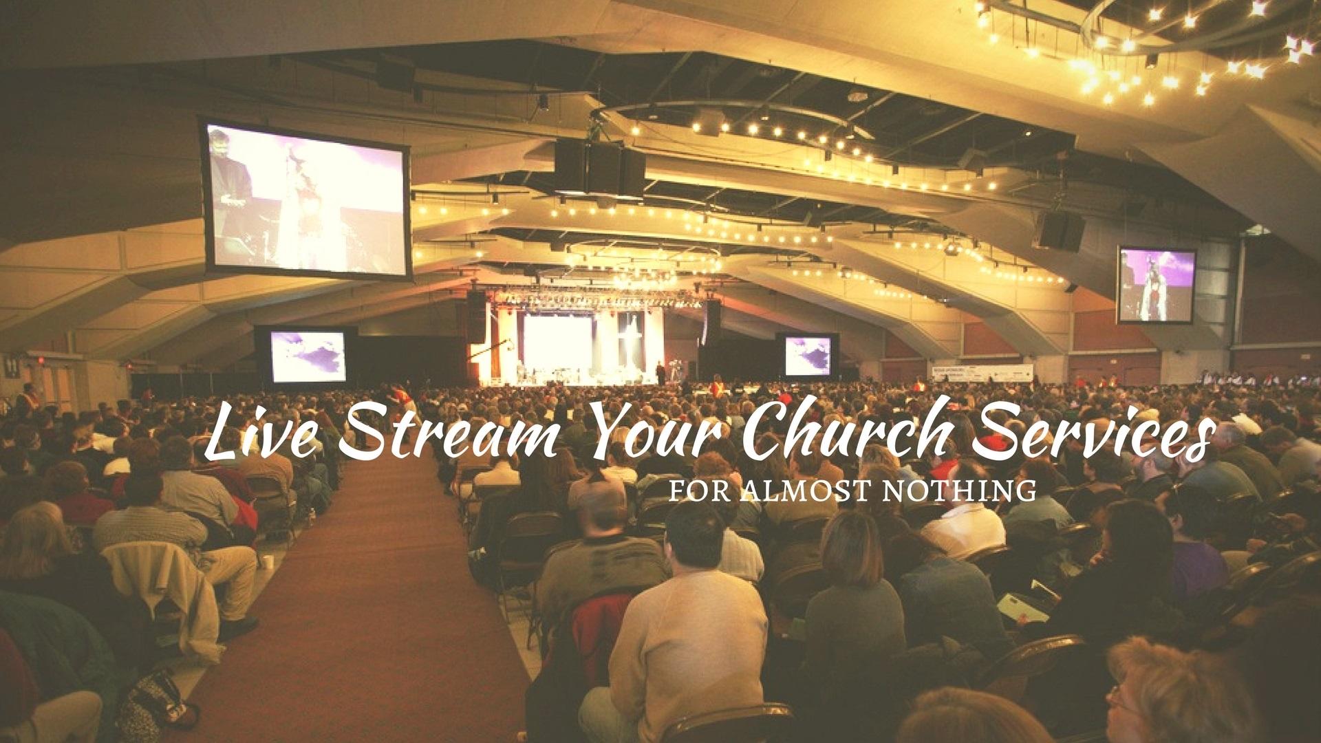 Church service 16