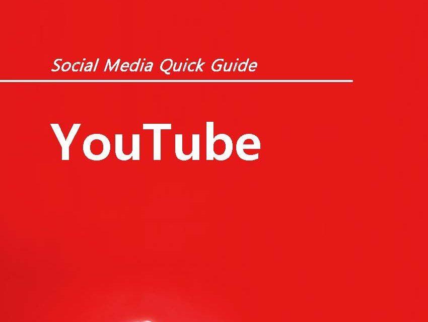5 YouTube Ideas for Churches [Free eBook]