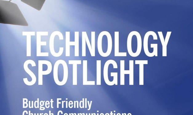 Budget Friendly Church Communication [Free ebook]