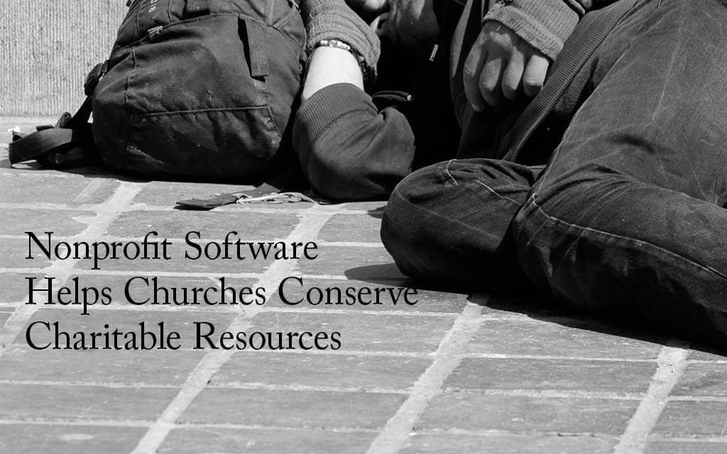 Nonprofit Software Helps Churches Conserve Charitable Resources