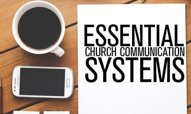 7 Essential Church Communication Systems