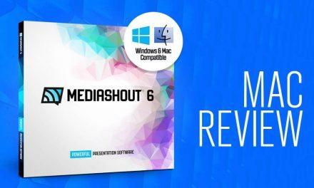MediaShout 6 Worship Software [Review]