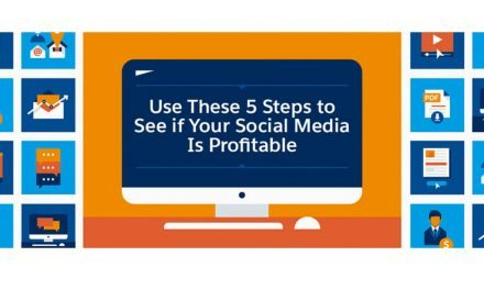 5 Steps to See if Your Social Media is Profitable [Infographic]