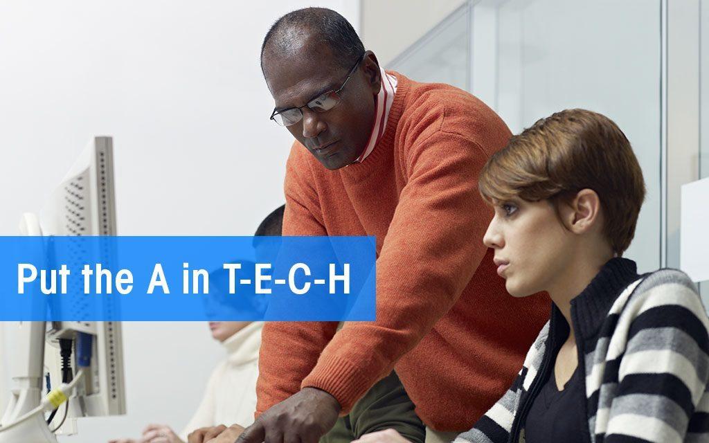 Put the A in Your Church t-e-c-h: TEACH