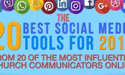 20 Best Social Media Tools [Infographic]