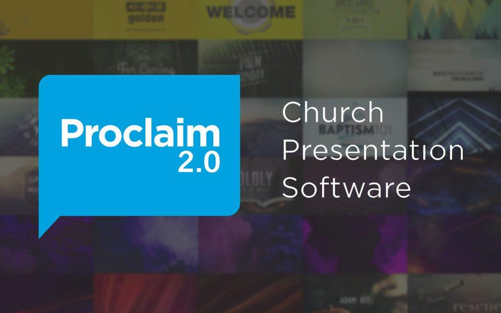 Proclaim 2.0 Church Presentation Software [Review]