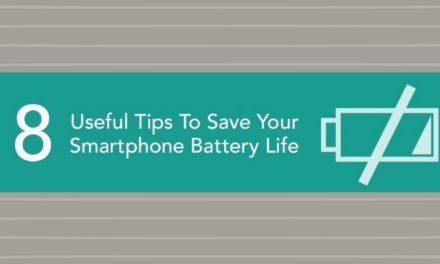 Smartphone Battery Saving Tips [Infographic]