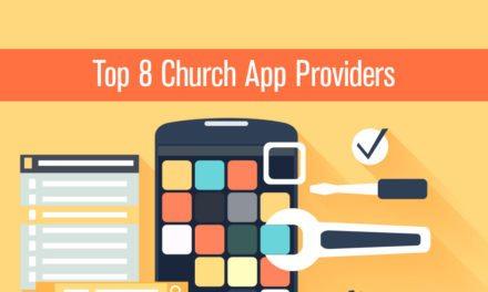 8 Top Church App Providers