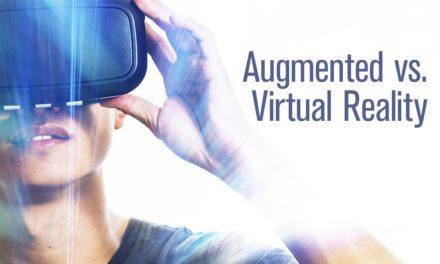 Augmented vs. Virtual Reality [Infographic]