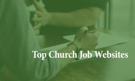 8 Top Church Job Websites