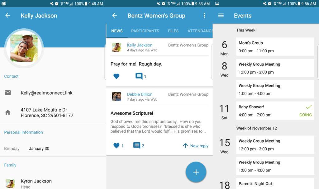 Connect-App-profile-groups-calendar