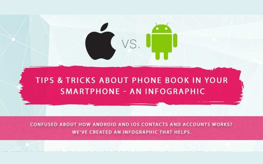 Manage Your Smartphone Contacts Well [Infographic]