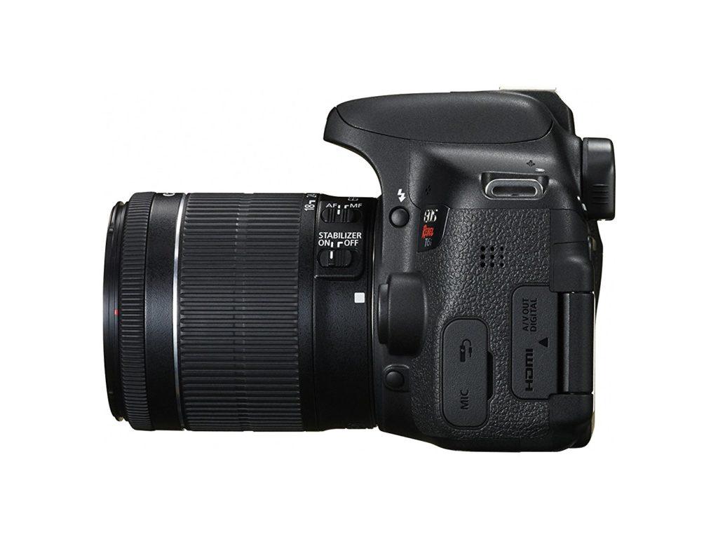 canon iOS rebel t6i camera