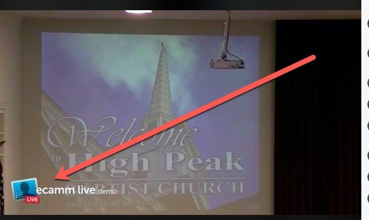 ecamm live watermark