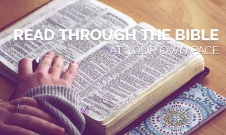 Read Through the Bible at Your Own Pace [Free Calculator Tool]