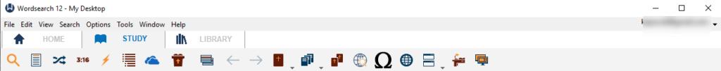 wordsearch 12 toolbar