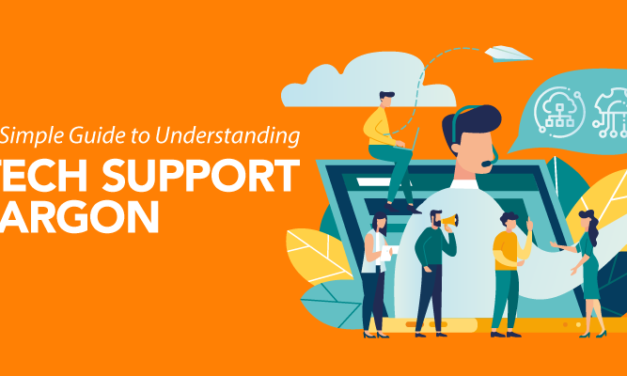 Understanding Tech Support Jargon [Infographic]