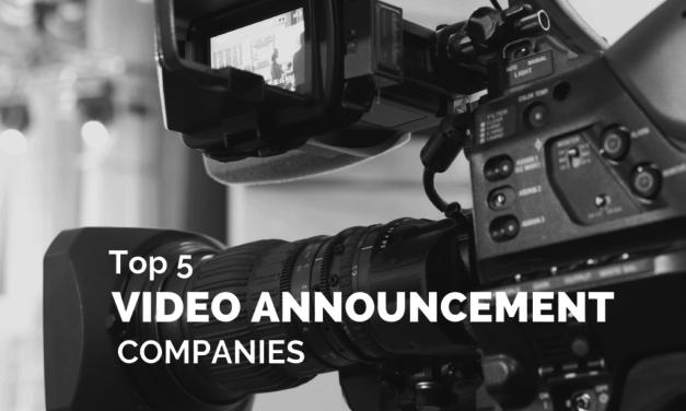 Top 5 Church Video Announcement Companies