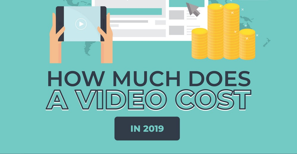 The True Cost of Video Production in 2019 [Infographic]