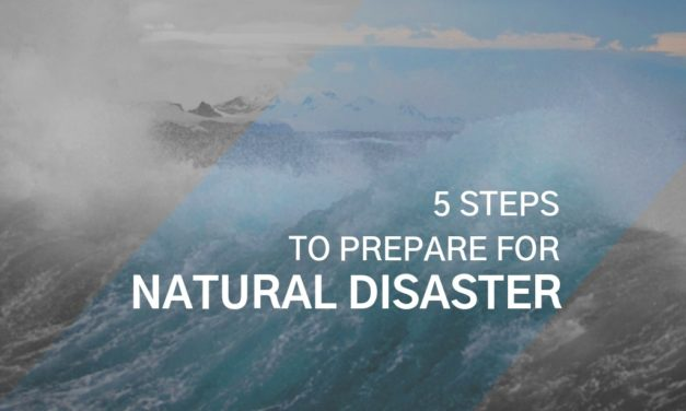 5 Steps to Prepare for Natural Disasters