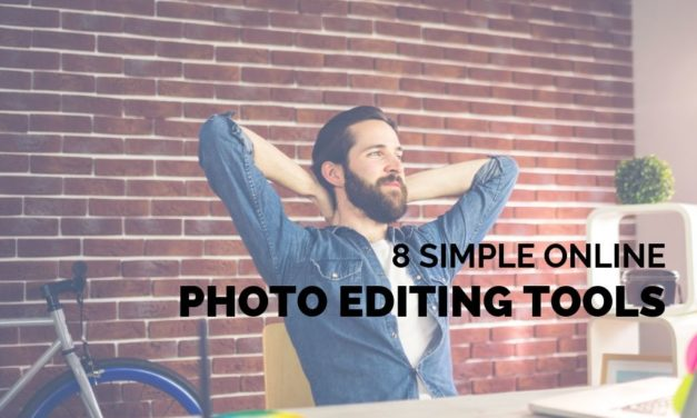 8 Simple Online Photo Editing Tools