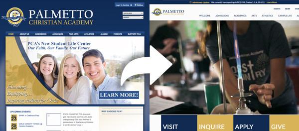 Church Website Strategy Comparison