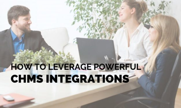 How to Leverage Powerful Church Management Software Integrations