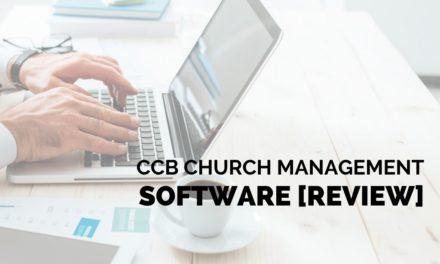 Church Community Builder Church Management Software [Review]