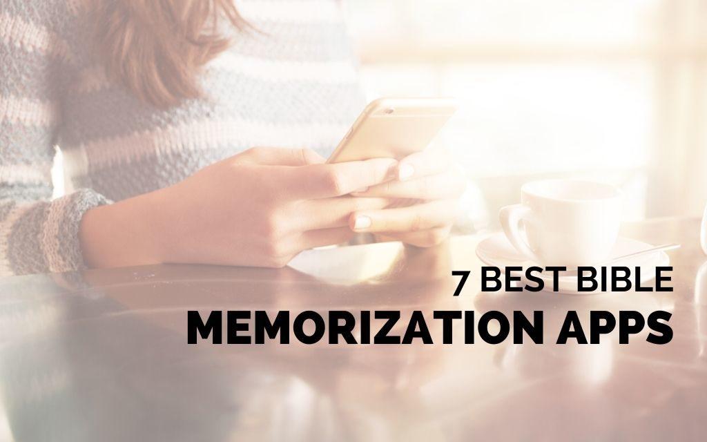 7 Best Bible Memorization Apps