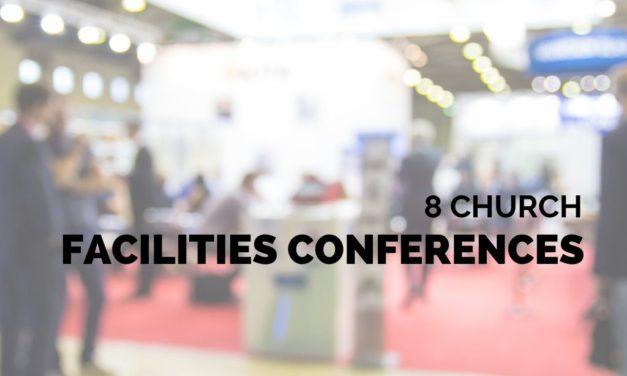 8 Church Facilities Conferences