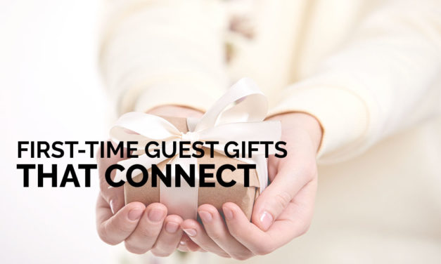 First-Time Guest Gifts That Connect