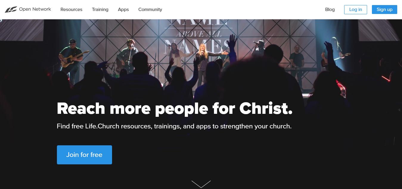 Life.Church's Open Network