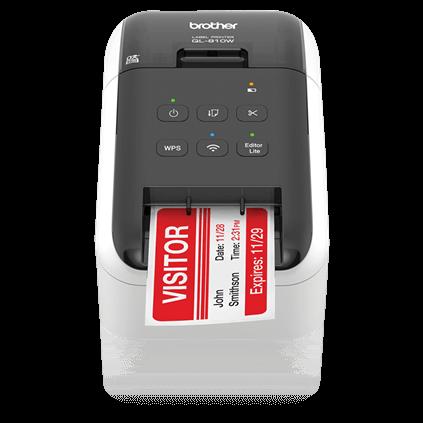 Brother Barcode Printer
